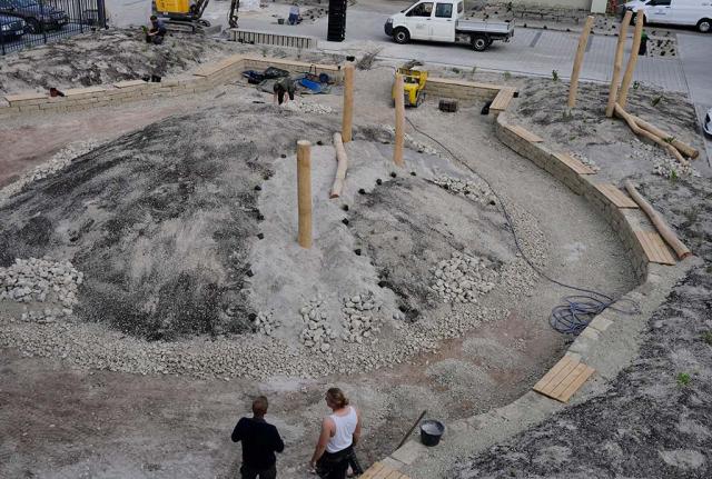 Ein weiteres Projekt neben dem Fitnesscenter in Gaggenau ist gerade fertig
